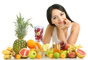 Früchte für Stabmixer